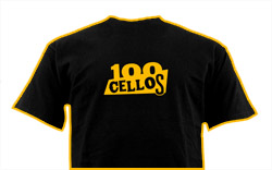 STARTUP (it's my first time with 100Cellos. I need a normal t-shirt) 40 euro